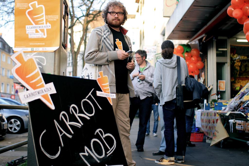 1 k lner carrotmob social media experte peer wahnsinn flickr. Black Bedroom Furniture Sets. Home Design Ideas