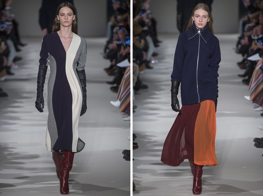 Victoria Beckham Fall 2017 Collection