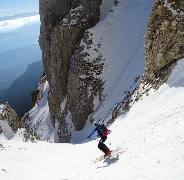 #skitouring #vercors #buildthebase