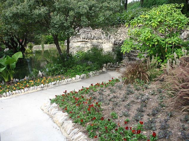 Japanese Tea Gardens Sunken Gardens San Antonio Flickr Photo Sharing
