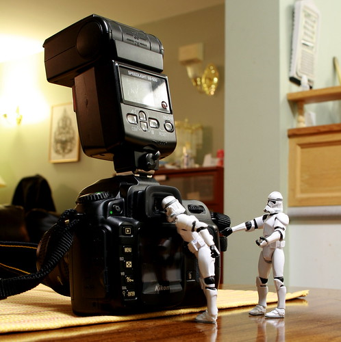 Careful mate, Nikon leads to the dark side | by ...Ashish...