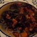 Carb-less Linguiça and Kale Soup