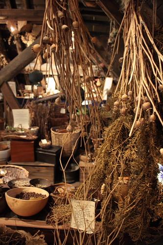 Herb Garrett The Herb Garrett Is Part Of A Museum Called