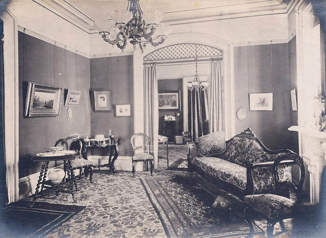 Victorian parlor 1880 39 s gaswizard flickr for How to style your house