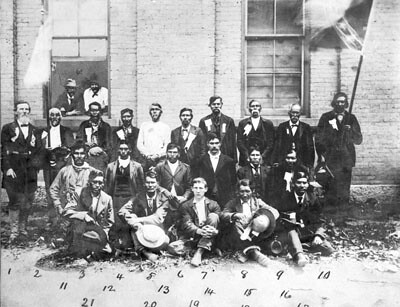 N_56_3_52 Reunion of Cherokee Confederates, | by State Archives of North Carolina