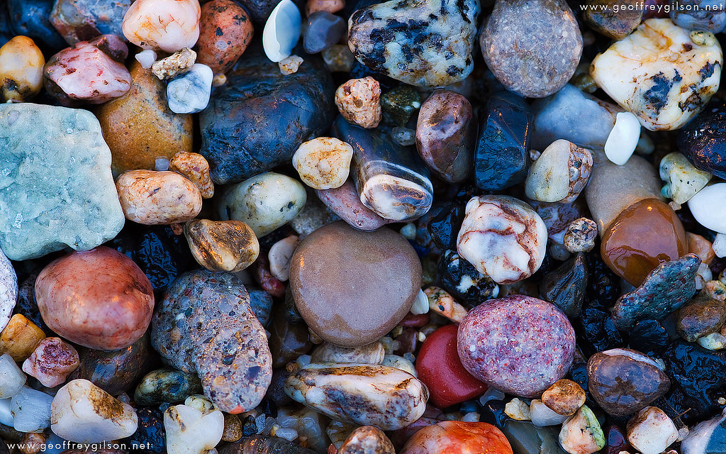 Beach Stones Wallpaper Beach Stones