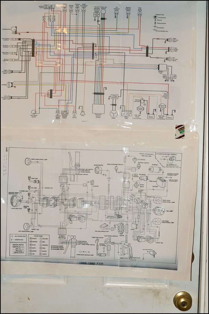 Super Glide Wiring Diagram. Harley Turn Signal Wiring Diagram ... on