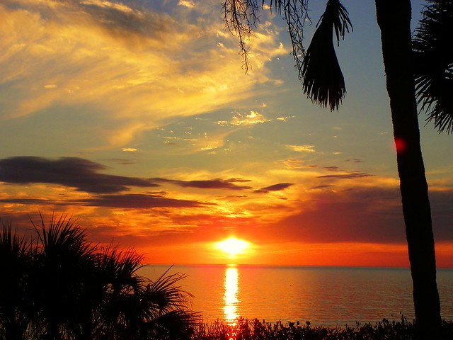 Tropical Island Sunset: Flickr - Photo Sharing