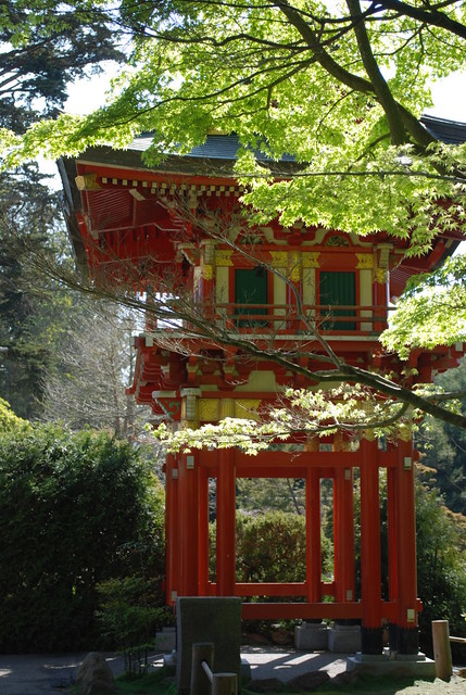 Japanese Tea Garden Golden Gate Park San Francisco Ca Flickr