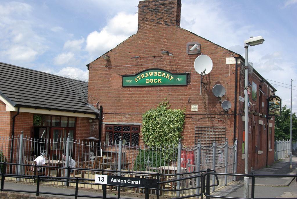 Strawberry Duck, Clayton, Manchester | Strawberry Duck, 76 ...
