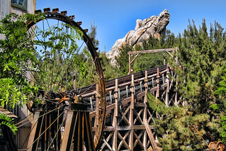 Grizzly River Run and Grizzly Peak | by Curtis Lannom