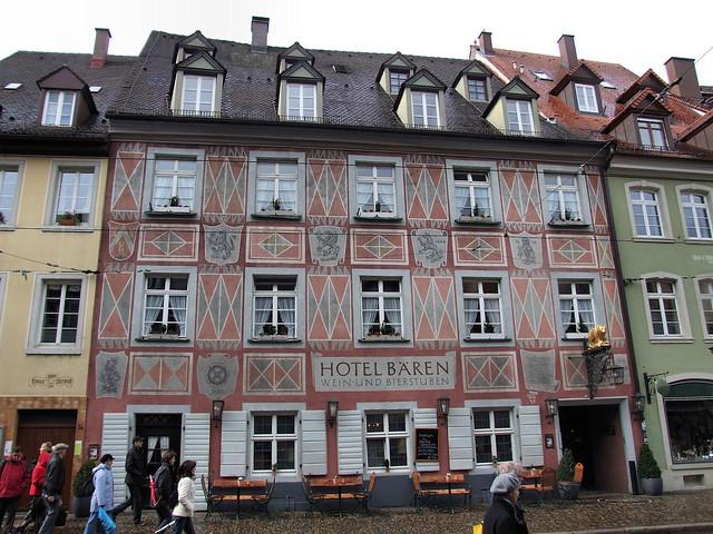 Freiburg Deutschland Hotel