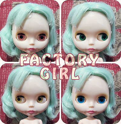 Factory Blythe - Miss Sally Rice? | So I decided to jump ...