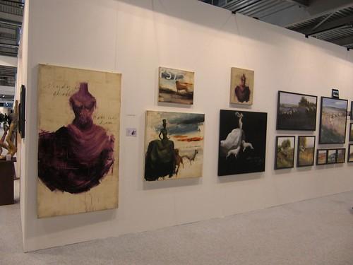 Arte contemporanea fiera di pordenone david zellaby for Fiera di pordenone