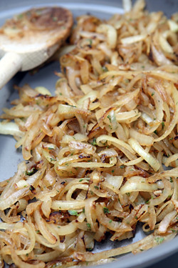 cooked onions | by David Lebovitz