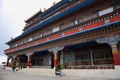 Druk Thupten Sangag Choling Monastery Dali Monasterydar Flickr