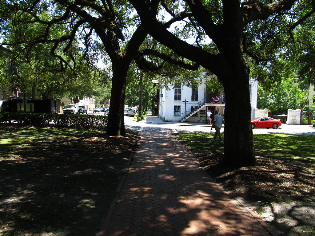 Calhoun Square Savannah Georgia