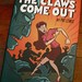 THE CLAWS COME OUT by Pat Lewis