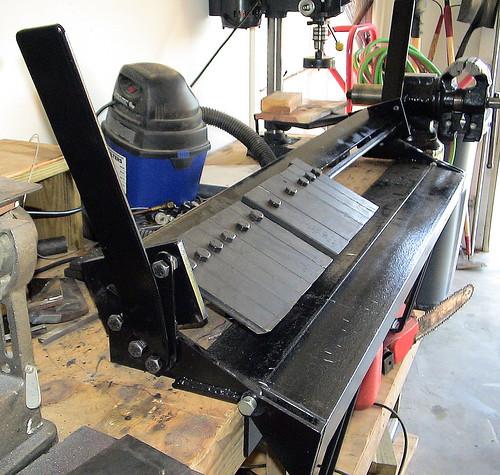 Bench Top Box Pan Sheet Metal Brake By J Hartnell Flickr