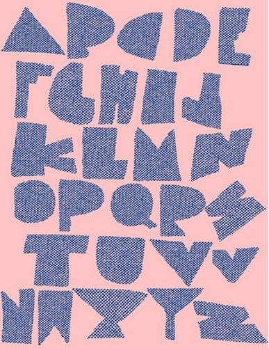 hipster font