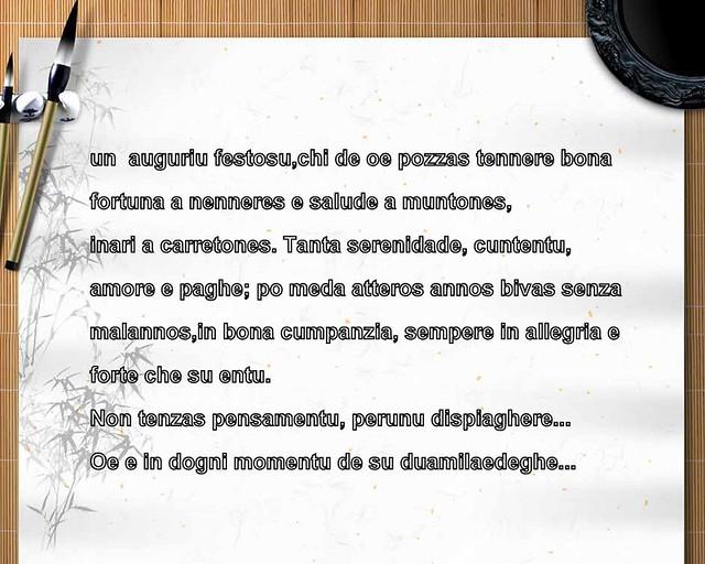 Auguri Matrimonio In Sardo : Per un auguri in sardo antonietta caboni