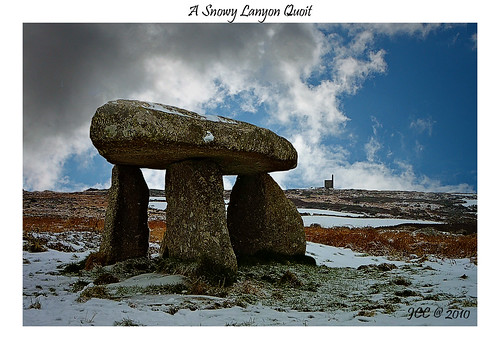 A Snowy Lanyon Quoit | by Jerry Cartlidge