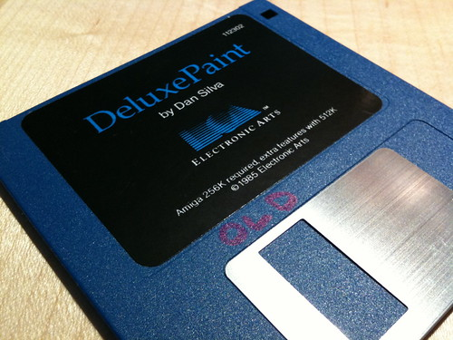 Deluxe Paint for Amiga | by blakespot