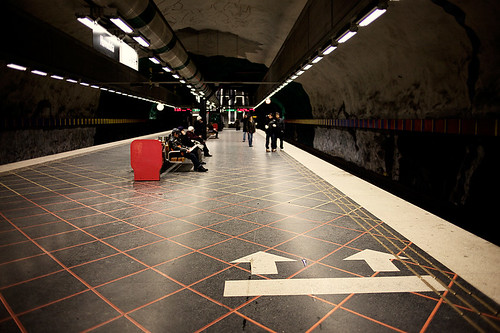 Suburbia subway | by Stina Stockholm