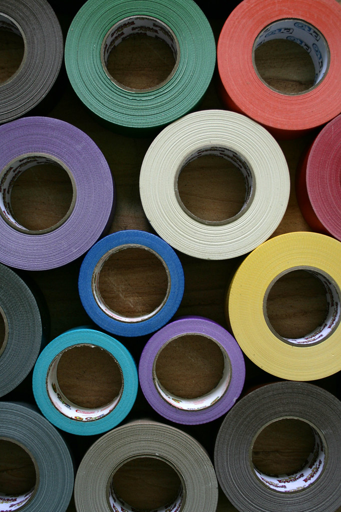 duck tape party supplies 3 | Duck/Duct tape fun at a