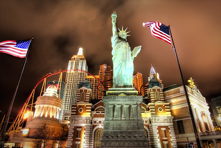 New York New York in Las Vegas | by Werner Kunz