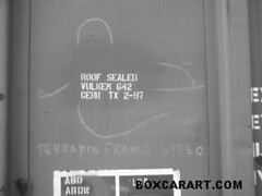 Colossus of Roads ( boxcar art freight train graffiti ) | by 4 I ARCHIVES