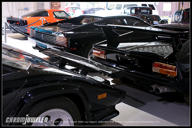 Danny Count's Kustoms Car Collection