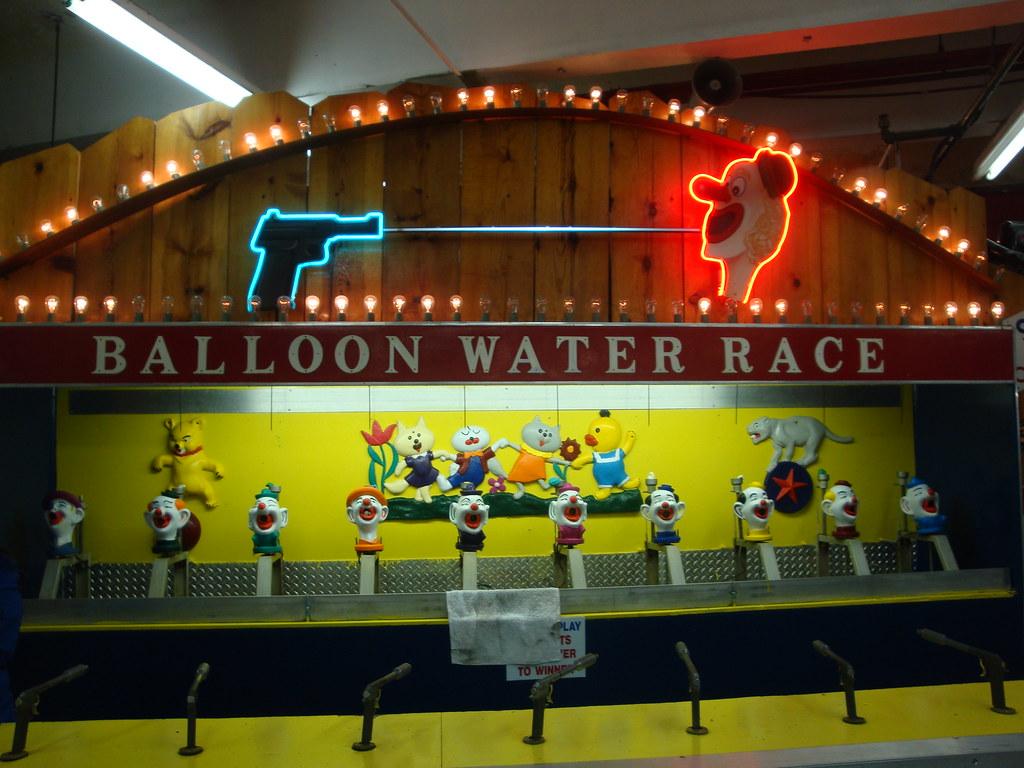 Redondo Fun Factory Redondo Beach ca Race Redondo Fun Factory