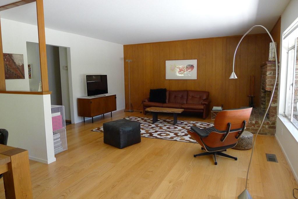 ... Living Room   Knoll Credenza   By J Lindner