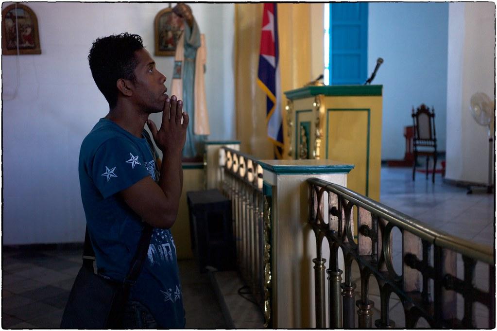Prayers, Havana, February 12, 2017
