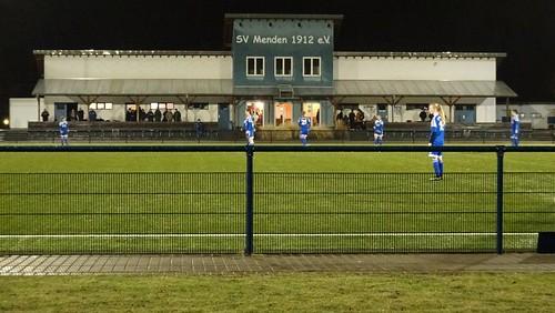 SV Menden 1912 Women 4:2 Bayer Leverkusen U17-Girls