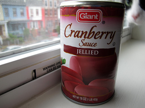 Canned Cranberry Sauce Cake Recipes