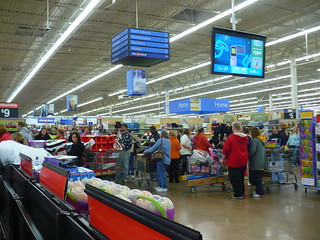 Walmart on Black Friday 2009 | by laurieofindy