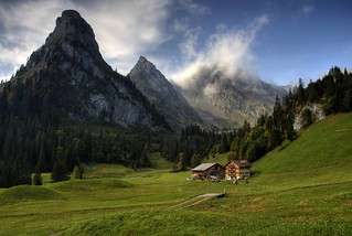 Switzerland: Mountain Farm | by Tim Blessed