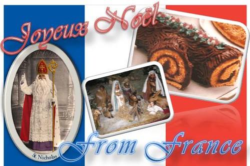 joyeux noel from france we celebrate many french christmas flickr. Black Bedroom Furniture Sets. Home Design Ideas