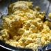 Rinsing Homemade Butter