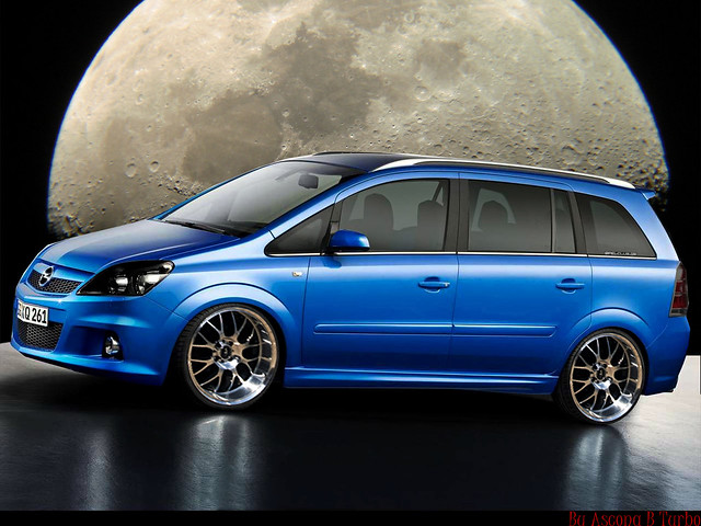 opel zafira opc 2005 2 virtual tuning jimgreetingsfromgreece flickr. Black Bedroom Furniture Sets. Home Design Ideas