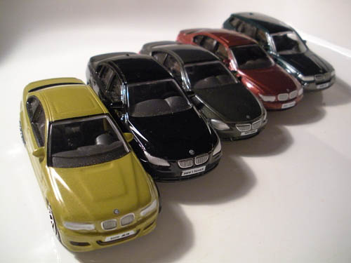bmw collection realtoy 1  64