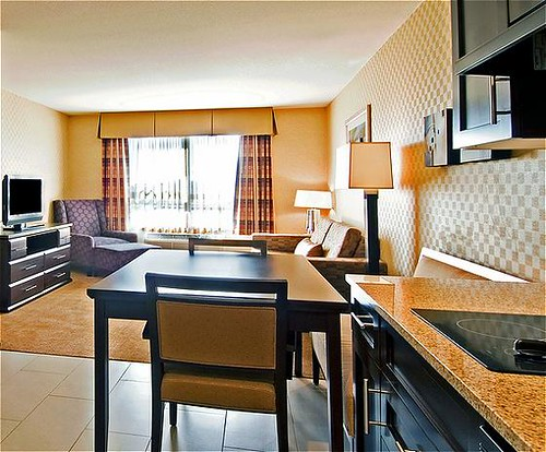 New holiday inn express hotel suites one bedroom suite flickr for 2 bedroom suites in richmond va