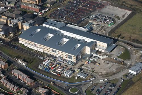 Royal Blackburn Hospital | Over £110 million has been ...
