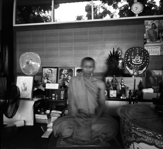 "Meditating Monk | by Sailing ""Footprints: Real to Reel"" (Ronn ashore)"