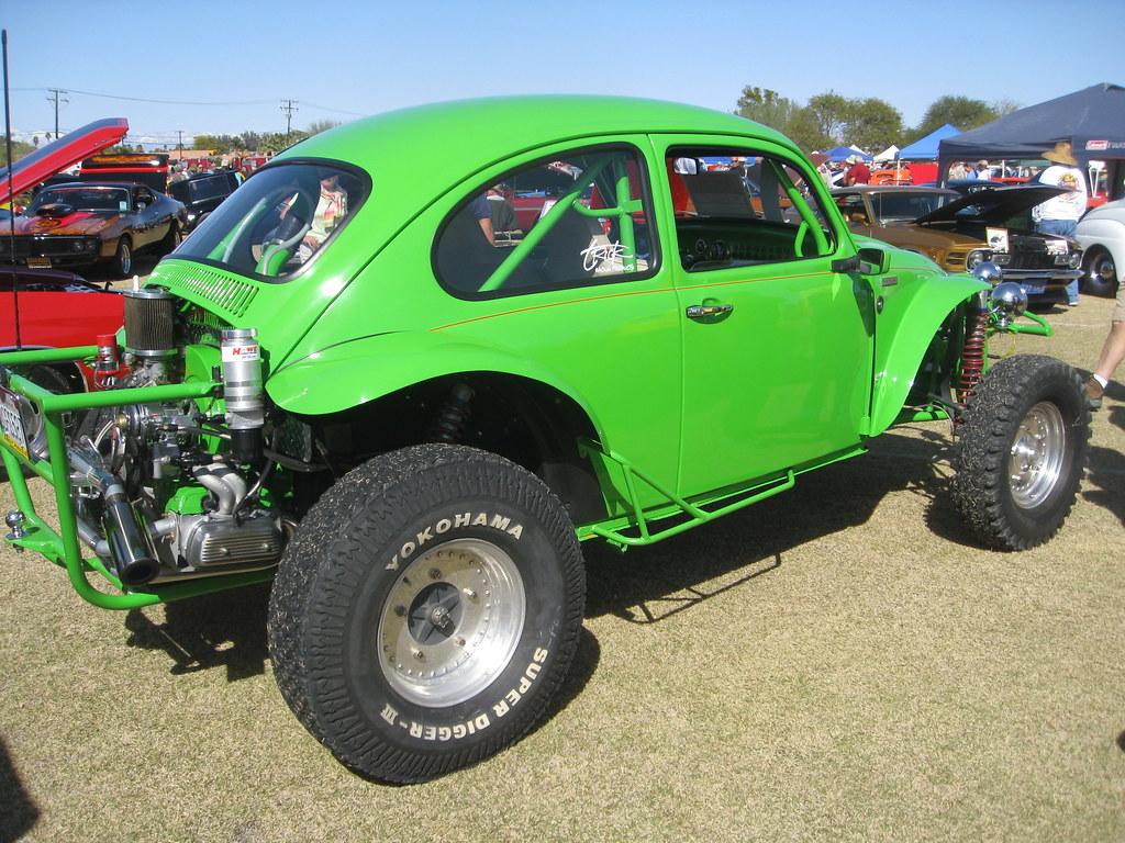 Custom Vw Baja Bug Car Interior Design