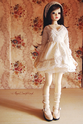cream puff dress - msd | by aki ♫