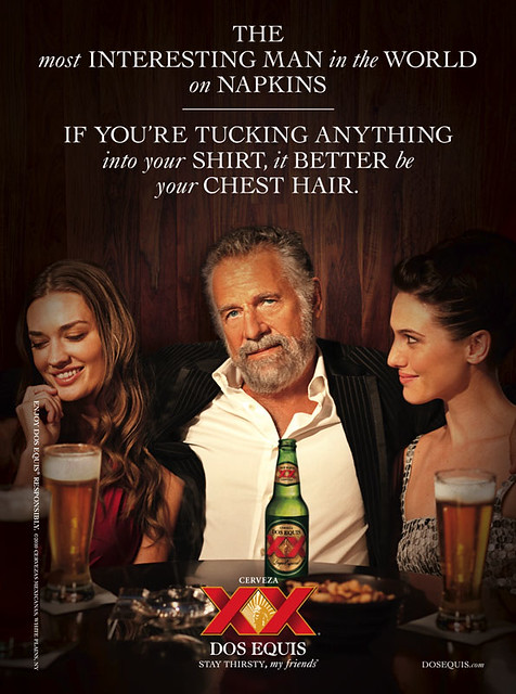 The Interesting Man In The World Quotes: More Wisdom From The Most Interesting Man In The World