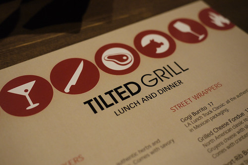 Tilted Grill | by Vincci T